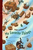 Rodgers and Hammerstein's My Favorite Things (0671794574) by Oscar Hammerstein