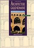 echange, troc Claude Wenzler - Architecture gallo-romaine