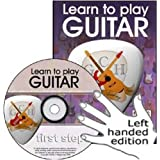 First Steps Guitar, Left Handed Version: The Absolute Beginners Guide to Playing the Guitarby Gareth Hargreaves