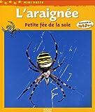 echange, troc Anne Vallet, Rémy Amann, Bérengère Delaporte - L'araignée : Petite fée de la soie