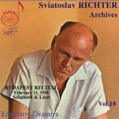 SVIATOSLAV RICHTER : ARCHIVES VOL. 18