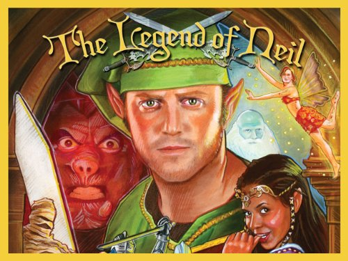 The Legend of Neil - Season 3