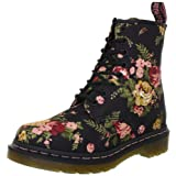 Dr. Martens 1460 QQ Flowers Boot Black 11821016 7 UK