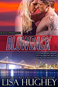 Blowback by Lisa Hughey ebook deal