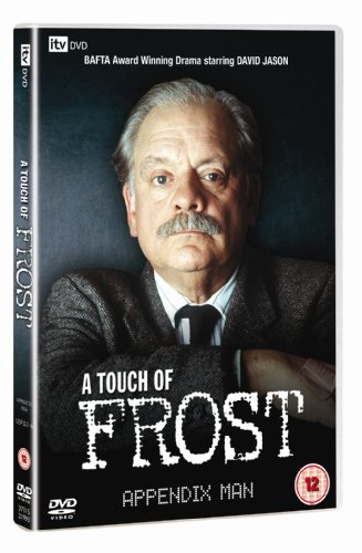 A Touch of Frost - Appendix man [DVD]