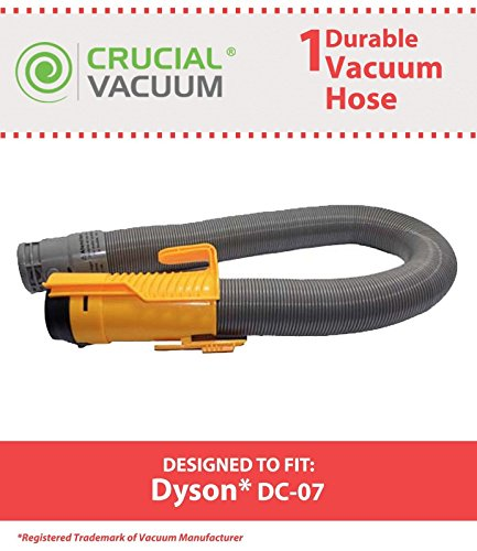 Dyson Vacuum Dc07 Yellow/Silver Hose # 904125-14, 904125-07 & 904125-51