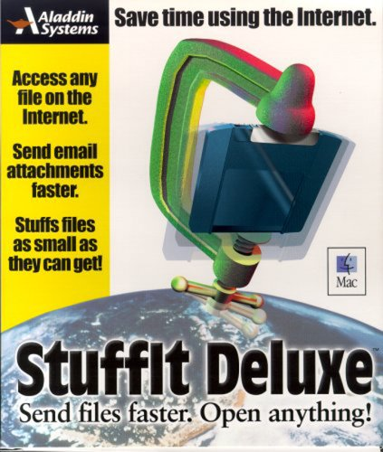 Stuffit Deluxe 6.5