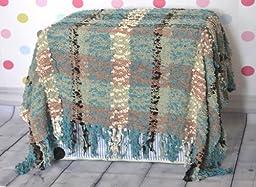 Newborn Baby photography photo props polyester Basket Stuffer Background blanket rug TZ19