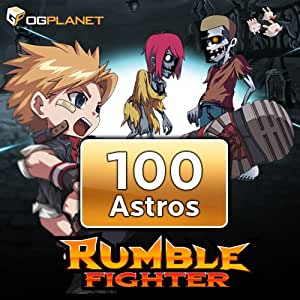 100 Astros: Rumble Fighter [Instant Access]
