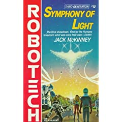 Symphony of Light (#12) (A Del Rey book) by Jack McKinney