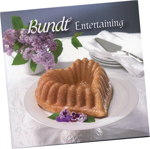 Bundt Entertaining Cookbook by NordicWare - Buy Bundt Entertaining Cookbook by NordicWare - Purchase Bundt Entertaining Cookbook by NordicWare (Nordicware, Home & Garden, Categories, Kitchen & Dining, Cookware & Baking, Baking, Cake Pans, Bundt Pans)