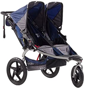 bob revolution se duallie stroller navy jogging strollers baby. Black Bedroom Furniture Sets. Home Design Ideas