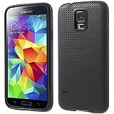 iProtect TPU Mesh Schutzh�lle Samsung Galaxy S5 Case schwarz