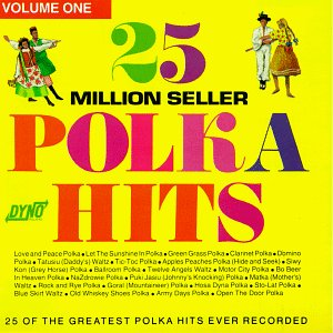 Various Artists - 25 Million Seller Polka Hits - Zortam Music