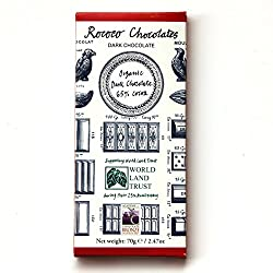 65% Organic Dark Chocolate Artisan Bar
