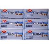 Freia NUTS Milk Chocolate Bars (6-Pack)