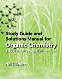 img - for Study Guide/Solutions Manual for Organic Chemistry book / textbook / text book