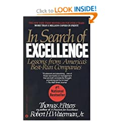 In Search of Excellence: Lessons from Americas Best Run Companies