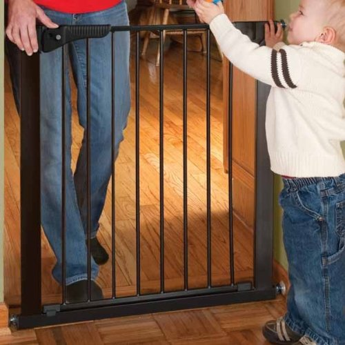 Kidco Pressure Mounted Gate front-1075716