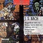 Magnificat / Messe br�ve BWV 233 / Ca...