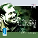 Great Artists in Prague - Garrick Ohlsson (2)
