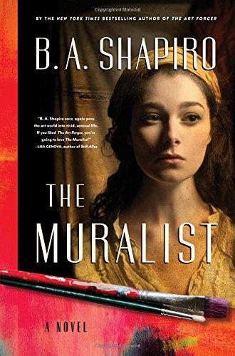 The Muralist: A Novel image_path