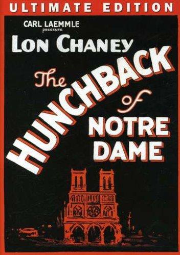 Hunchback of Notre Dame [DVD] [1923] [Region 1] [US Import] [NTSC]