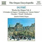 ?uvres pour orgue (Volume 4)