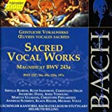 Bach: Sacred Vocal Works - Magnificat in E flat BWV 243a, etc (Edition Bachakademie Vol 140) /Rilling Johann Sebastian Bach
