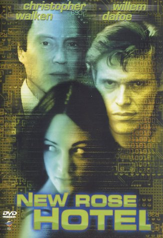 New Rose Hotel [Alemania] [DVD]