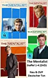 The Mentalist - Staffel 1-4
