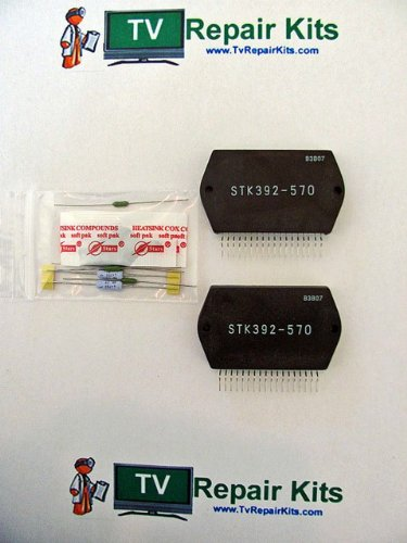Sony KP-51WS510 & KP51WS510 Convergence Repair Kit