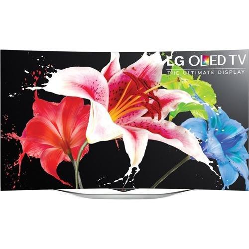 LG Electronics 55EC9300 55-Inch 1080p 3D Curved OLED TV (2015 Model)