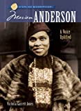 img - for Sterling Biographies : Marian Anderson: A Voice Uplifted book / textbook / text book