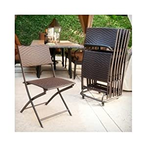 Rack & Cover Modern Weatherproof Patio Contemporary Furniture Outdoor