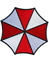 RESIDENT EVIL Large UMBRELLA Corporation Logo Embroidered iron on patches