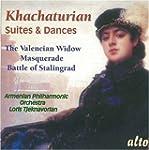 Khachaturian: Suites & Dances;
