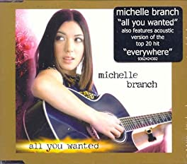 """Cover of """"All You Wanted"""""""