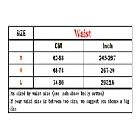 Kiwi-rata Waist Cincher Belly Trainer Body Tummy Outdoor Sport Girdle Control Cincher Underbust Corset Tight Shaperwear by Kiwi-rata