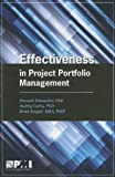 img - for Effectiveness in Project Portfolio Management book / textbook / text book