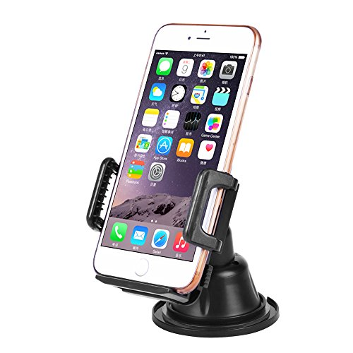 avantree 852a car mount holder support tlphone pour tableau de bord et pare brise pour iphone 6. Black Bedroom Furniture Sets. Home Design Ideas