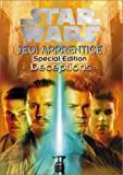Star Wars: Jedi Apprentice Special Edition #01: Deception (0439139384) by Watson, Jude