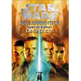 "Star Wars: Jedi Apprentice Special Edition #01: Deception (Paperback) By Jude Watson          104 used and new from $0.01     Customer Rating:       First tagged ""obi wan"" by john ""Birddog360"""