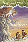 Magic Tree House #7: Sunset of the Sabertooth: Magic Tree House Series, Book 7