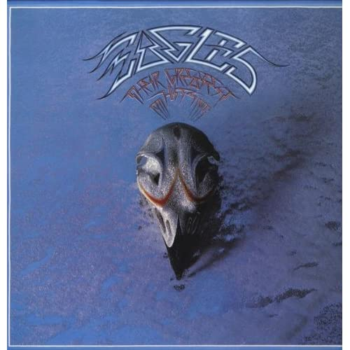 Their-Greatest-Hits-1971-1975-Analog-Eagles-LP-Record