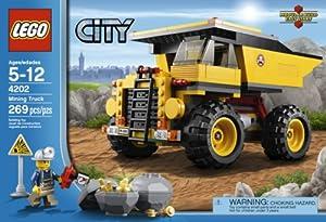 LEGO City 4202 Mining Truck