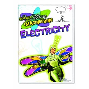 The Science of Disney Imagineering: Electricity [Interactive DVD] movie