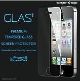 SPIGEN SGP アイフォン 4 / 4S シュタインハイル 【 GLAS.t 】リアル スクリーン プロテクター for Apple iPhone 4 / 4S 【 SGP08645 】