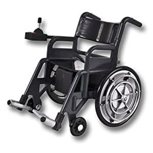 Plastic Toy Wheelchair for Wrestling Action Figures