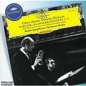 Bart�k: Piano Concerto No.1, BB 91, Sz. 83 - 1. Allegro moderato - Allegro